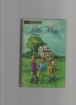 Little Men - Companion Library - Louisa May Alcott - HC - 1963  Grosset ... - $14.69