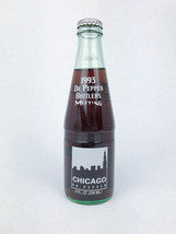 Dr Pepper 1993 Bottlers Meeting Chicago Bottle - $14.80