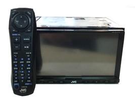 Jvc Dvd Player Kw-avx710 - dvd player w remote - $219.00
