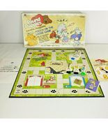 Vintage 80s Golden Pound Puppies Pooch On The Loose Board Game Complete - $38.09