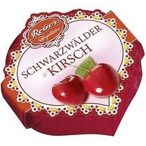 Reber Schwarzwälder Kirsch-Herzl Cherry marzipan MINI TREAT-31g- FREE SH... - $7.77