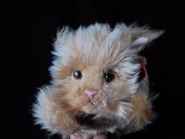 """Russ Cat Plush Stuffed Animal Cat Nip Kitty Cat Beige Tan 9"""" - $13.69"""
