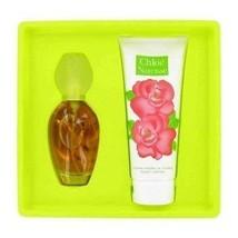 NARCISSE by Chloe Gift Set -- 3.4 oz Eau De Toilette Spray + 6.8 oz Body... - $40.36