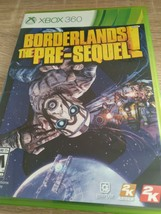 MicroSoft XBox 360 Borderlands! The Pre-Sequel image 1