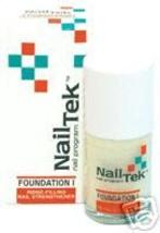Nail Tek Foundation I - for Strong Healthy Nails 1/2 oz - $17.99