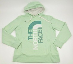 TNF The North Face WOMEN'S Sweatshirt PULLOVER Pastel MINT Green HOODIE ... - $19.80