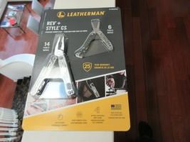 Leatherman REV + Style CS Multitool 2-Piece Combo Pack , New In Original... - $44.55