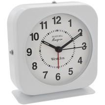 Westclox 15600QA Bell Alarm Clock with Metal Case - $27.21