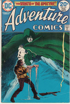1974 DC Adventure Comics The Wrath of The Spectre #431 - $29.70