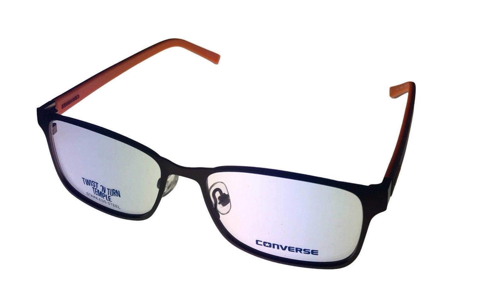 d8ae4b1a75c Converse Ophthalmic Rectangle Brown Metal and 50 similar items