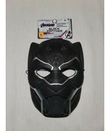 NEW w/ tags Marvel Avengers Black Panther Kids Halloween Plastic Mask - $9.49