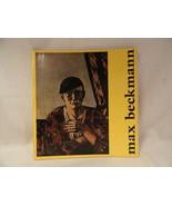 Max Beckmann Artist MMA New York Exhibit Book - $23.99
