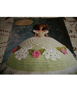 Miss March Fashion Doll Crochet Dress Pattern  - $10.00