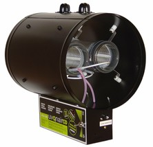 Uvonair CD-In-Line Duct Ozonator Corona Discharge With 2 Cells 10 Inch - $601.86