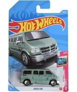 Hot Wheels - Dodge Van - Scale 1:64 - Light Green - $9.85