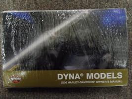 2006 Harley Davidson Dyna Owners Manual Factory Dealership Oem Book X - $93.06