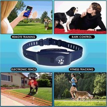 High Tech Pet Bluefang 4-in-1 Collar BF-25 Remote Training, Bark Control... - $166.99