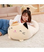 30/60cm Stuffed Plush Cartoon Pillow Cushion Dog Cat Totoro Penguin Pig Toy - $13.20+