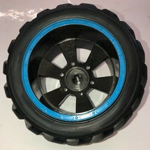 My Life As Jeep Wrangler Blue RC REPLACEMENT REAR TIRE Only One - $14.23