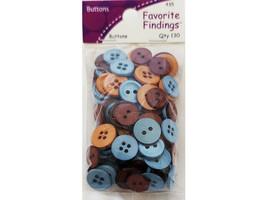Blumenthal Lansing Co. Favorite Modern Buttons #435