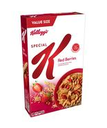 Kellogg's Special K Breakfast Cereal Red Berries Value Size 16.9 Oz - $7.50