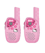 Hello Kitty Mini FRS 2 Piece Walkie Talkie Set - $51.39