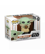 Funko Pop! Star Wars The Mandalorian - The Child With Cup Bobblehead - $13.99