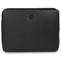 Macbeth Collection Kensington Padded Laptop Case - Fits Up To 15.6 (Black) - $32.24