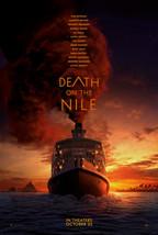 Death on the Nile Poster Kenneth Branagh Mystery Movie Art Film Print 24... - $9.90+
