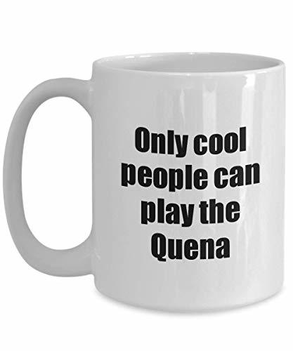 Primary image for Quena Player Mug Musician Funny Gift Idea Gag Coffee Tea Cup 15 oz