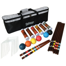Hathaway 6-Player Croquet Set - $96.76