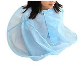 Child Kid Hair Cutting Cape Baby Styling Salon Waterproof Cloak, Blue