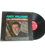 Andy Williams CALL ME IRRESPONSIBLE LP Record CS 8971 Columbia Label MINT- - $4.84