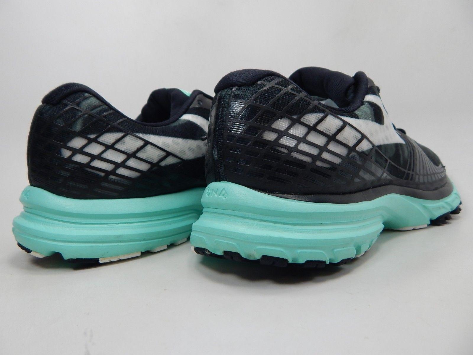 Brooks Launch 3 Size 6.5 M (B) EU 37.5 Women's Running Shoes Black 1202061B071 image 5