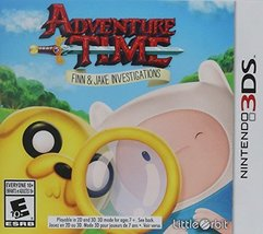 Adventure Time Finn and Jake Investigations 3DS - Nintendo 3DS [video game] - $12.99