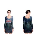 Alice Cooper LONG SLEEVE BODYCON DRESS - $25.99+