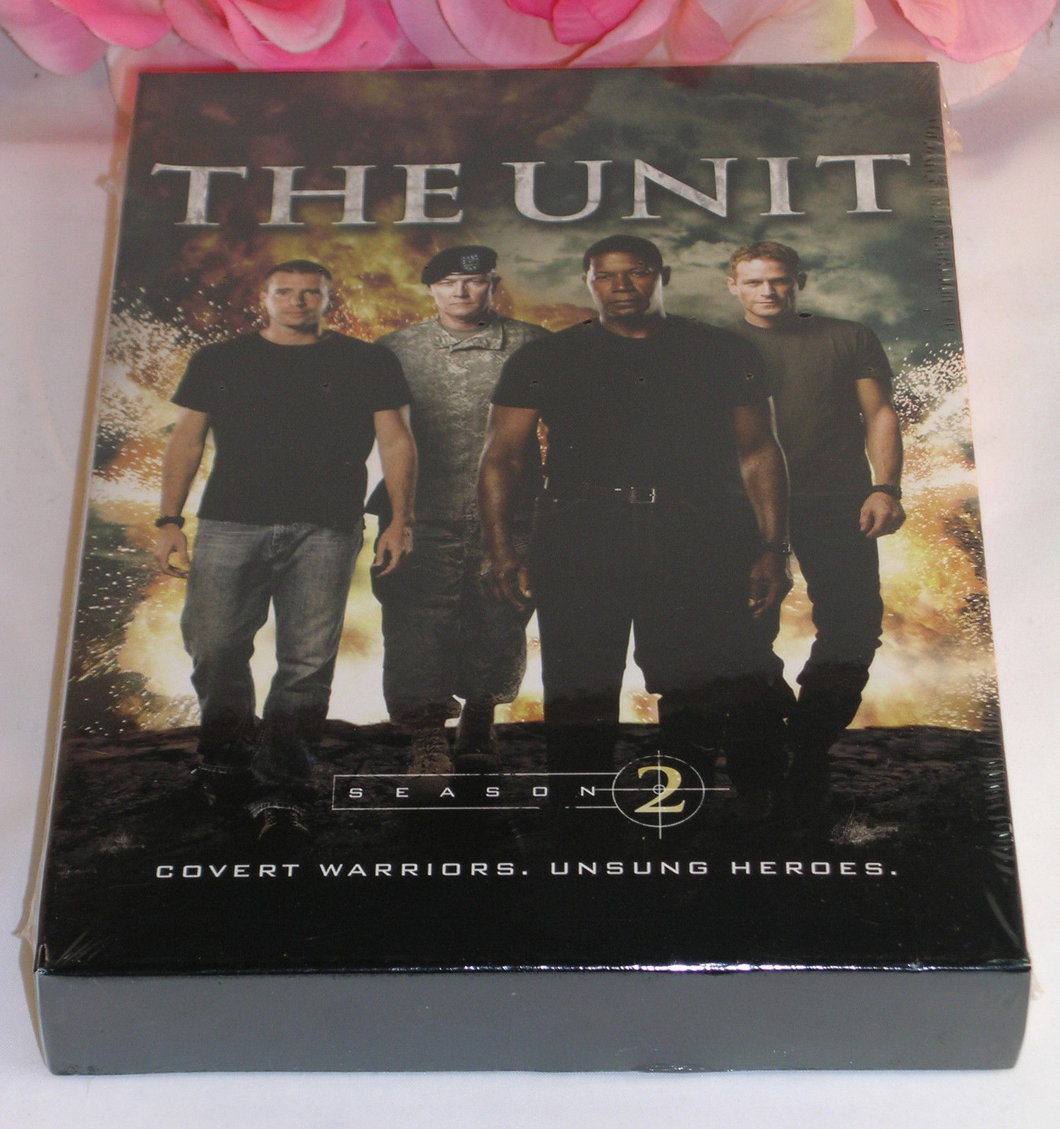 Primary image for New Sealed DVD's The Unit Season 2 Full Season 23 Episodes on 6 Disc Set