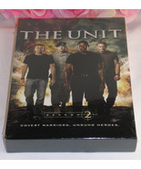 New Sealed DVD's The Unit Season 2 Full Season 23 Episodes on 6 Disc Set - $19.99