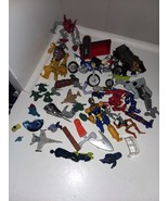Misc Toy Lot - Army Ant / Army Men / Tech Deck / Digimon / Power Rangers - $2.00