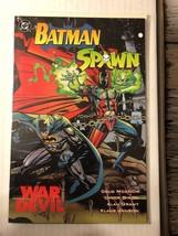 Batman Spawn War Devil TPB - $12.00