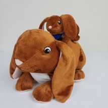 "Kohls Cares Hares Plush Stuffed Brown Guess How Much I Love You Rabbit Bunny 12"" - $15.80"