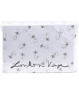 London Kaye Buzzing Bees Microfiber Sheet Set Full - $43.00