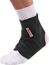 Mueller Adjustable Ankle Stabilizer, Black, One Size - $11.89
