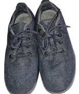 Allbirds The Wool Runners Men's Dark Gray Athletic Running Shoes Size 13 - $46.99