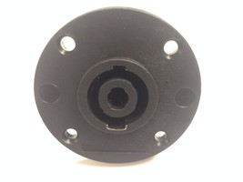 1X  4 Pole Conductor Speakon speaker Chassis Panel Mount Connector Jack NEW - $2.99