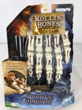 Pirates of the Caribbean Rollin' Bones On Stranger Tides Dice Game Disney Jakks - $23.02