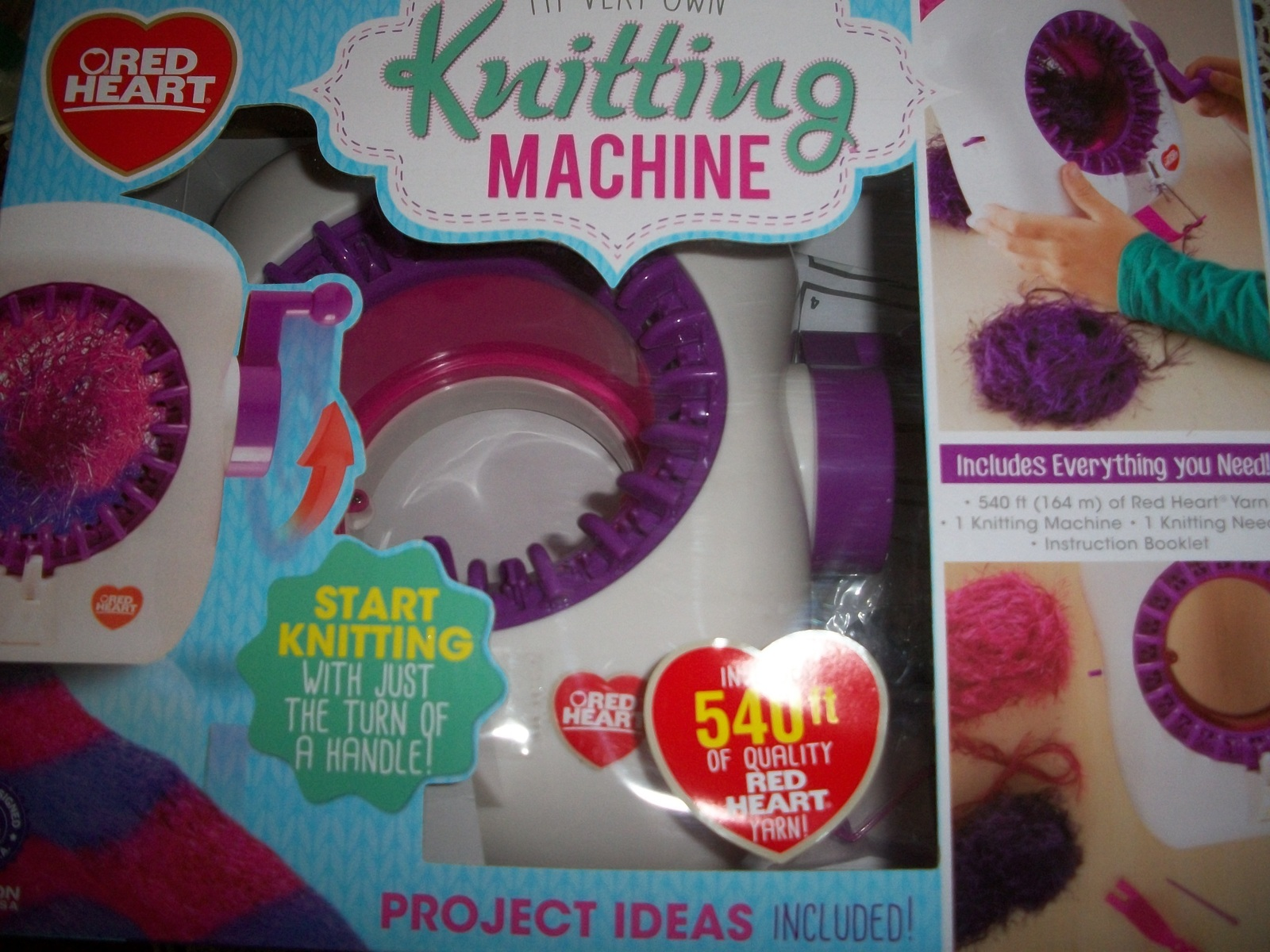 Primary image for Knitting Machine