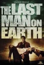 Last Man On Earth,The DVD ( Ex Cond.)  - $8.80