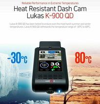 Lukas K-900 QD 2Ch QHD/FHD 3.5In 32Gb ADAS 3.0 GPS Sony Exmor R STARVIS / FedEx image 10