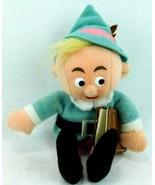 "Hermey Elf 1998 Rudolph Island of Misfit Toys Dentist Stuffins 9"" Plush ... - $11.99"